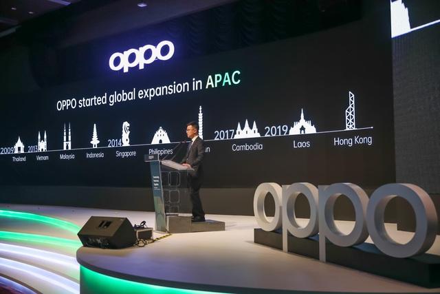 Việt Nam và cả APAC được hưởng lợi lớn nhờ chiến lược mới của OPPO? - Ảnh 3.