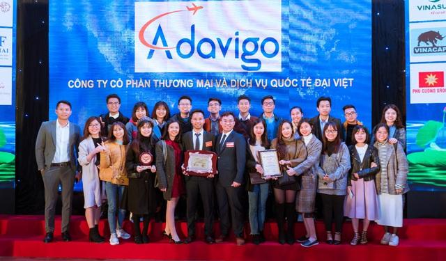 Chủ tịch Adavigo Vũ Tiến Văn lọt top 20 doanh nhân xuất sắc tiêu biểu 2019 - Ảnh 2.