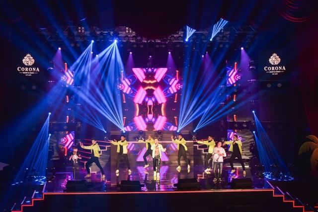 Thưởng thức ca nhạc miễn phí tại Corona Resort Phú Quốc Countdown Party 2020 - Ảnh 4.