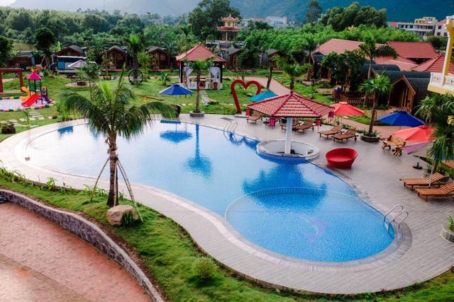 24h khám phá Đoàn Gia Resort Phong Nha Quảng Bình - Ảnh 5.