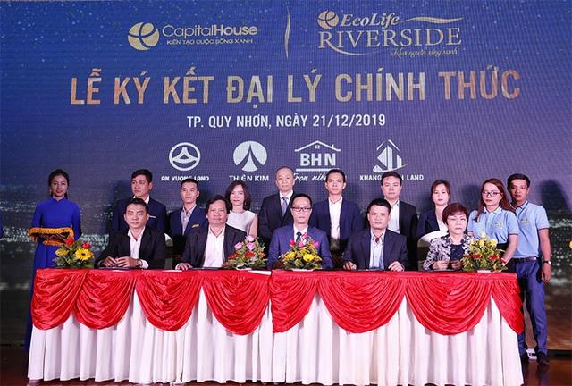 Capital House công bố dự án căn hộ chuẩn xanh quốc tế tại Quy Nhơn - Ảnh 1.
