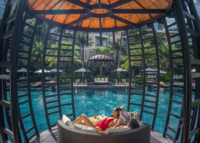 Đón mùa xuân 2020 cùng gia đình tại InterContinental Phu Quoc Long Beach Resort - Ảnh 2.