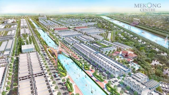 Giải mã sức hút của Khu phố thương mại Kim Ngân Gia tại đô thị Mekong Centre - Ảnh 1.