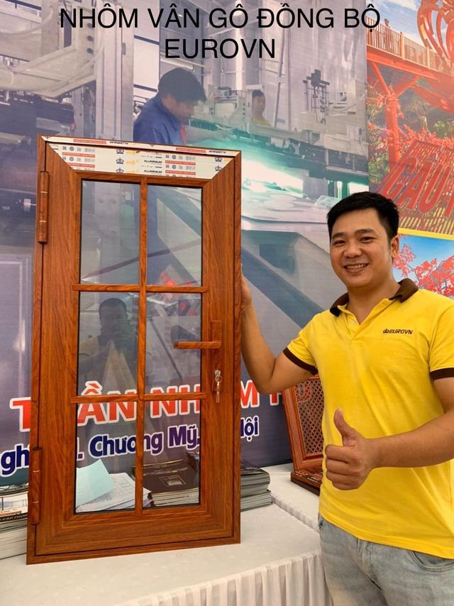 Bí quyết hãng nhôm Việt cao cấp chinh phục thị trường - Ảnh 2.