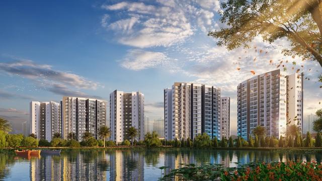 Giải pháp tài chính dành riêng cho các gia đình 3 thế hệ với căn hộ 3PN Le Grand Jardin - Ảnh 1.