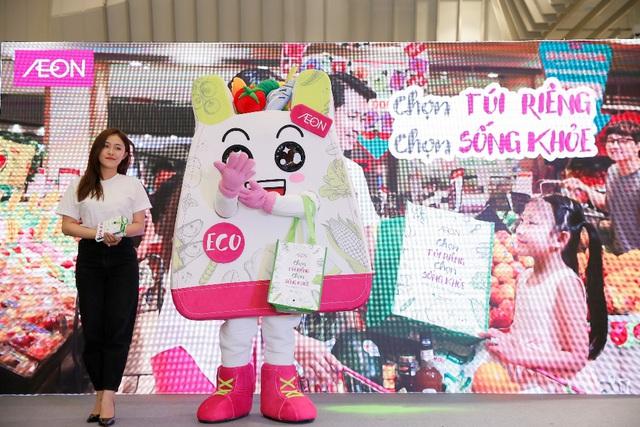 AEON Việt Nam phối hợp Sở Công Thương Hà Nội đẩy mạnh dự án giảm rác thải nhựa dùng 01 lần khu vực miền Bắc - Ảnh 2.