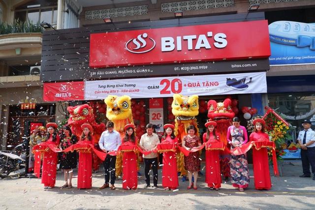 Những điều tự hào về thương hiệu giày quốc dân Bita's - Ảnh 1.