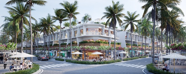 Shophouse biển thu hút nhà đầu tư dịp cuối năm - Ảnh 2.