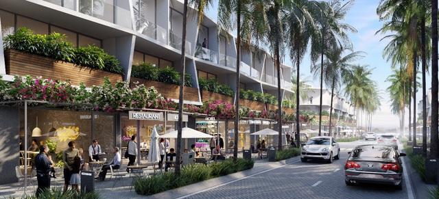 Shophouse biển thu hút nhà đầu tư dịp cuối năm - Ảnh 4.