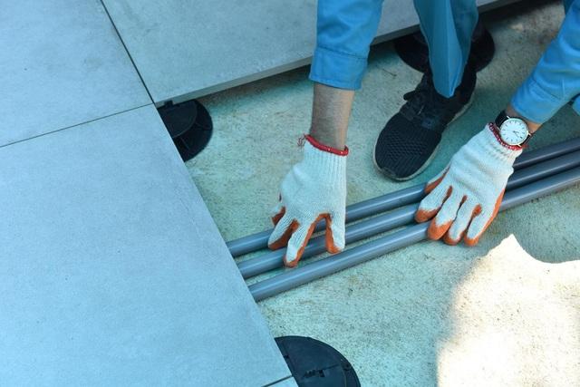 Gạch dày 20mm và bước tiến lớn trong giải pháp thi công - Ảnh 4.