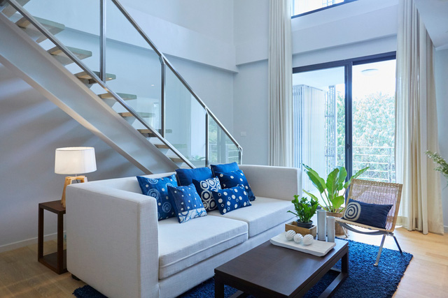 5 ưu thế giúp căn hộ duplex của Ricca thu hút giới thành đạt - Ảnh 1.