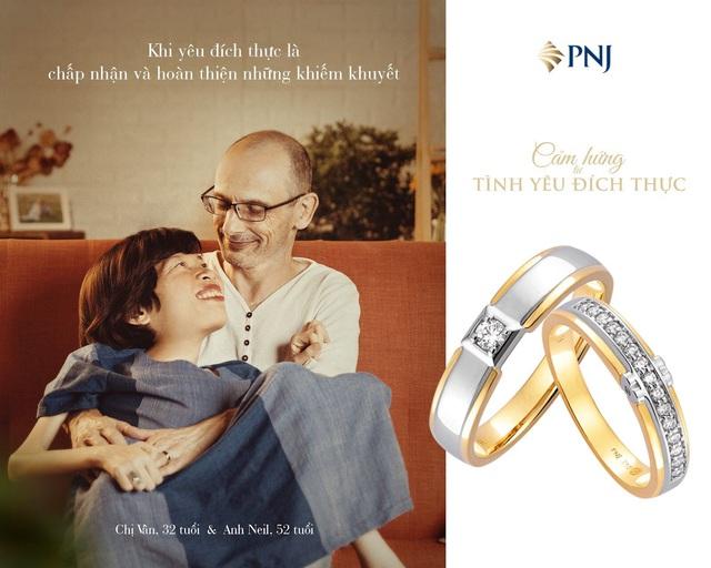 PNJ gây ấn tượng với chiến dịch truyền thông nhân văn và khác biệt - Ảnh 3.