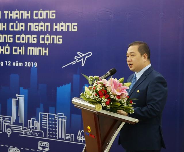 Vietbank triển khai thành công thẻ vé thông minh cho xe buýt tại TP Hồ Chí Minh - Ảnh 1.