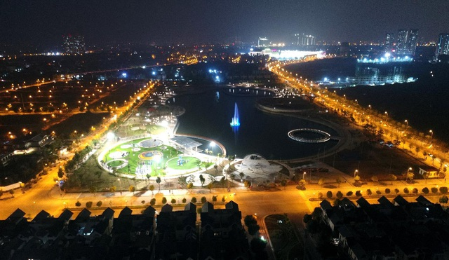 Công viên Thiên Văn học: Không gian vui chơi giáo dục có 1-0-2 sắp được hoàn thiện - Ảnh 1.