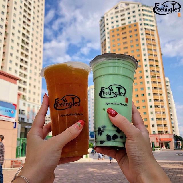 """Feeling Tea - Huyền thoại của """"đế chế trà sữa tại Việt Nam, 15 năm rồi liệu bạn còn nhớ? - Ảnh 2."""
