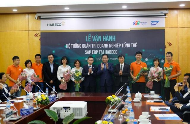 Ông lớn ngành bia Việt Nam chính thức vận hành hệ thống quản trị doanh nghiệp - Ảnh 1.