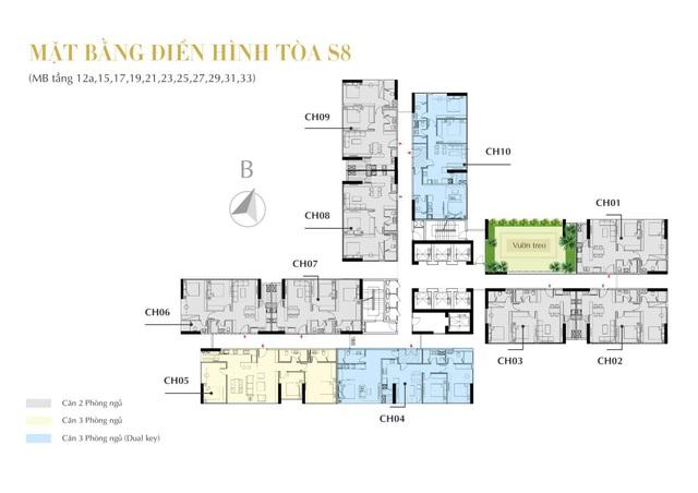 """Dự án đầu tiên tại Quận 7 có 100% căn hộ sở hữu thiết kế kính tràn nguyên khối từ trần xuống sàn như """"sky villa"""" - Ảnh 4."""