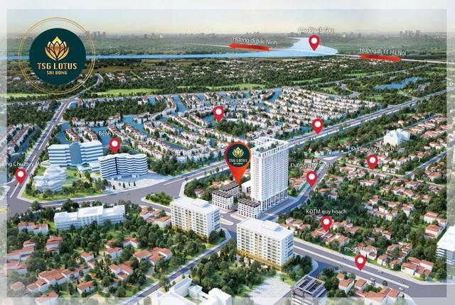 Dự án nào là tâm điểm khu vực Long Biên cuối năm 2019? - Ảnh 1.