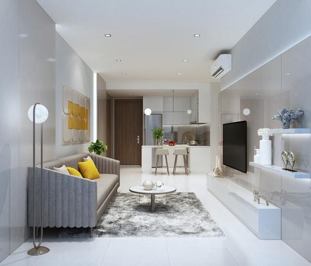 Không phải nhà phố hay Penthouse, giới trẻ thành đạt chuộng căn hộ Duplex tại quận 9 - Ảnh 2.
