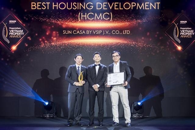 Sun Casa – Thành công nối tiếp thành công - Ảnh 1.