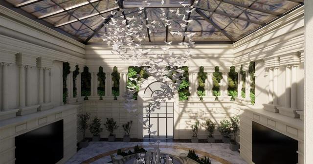 D'. Palais Louis: Chốn an cư mới của nhà giàu Việt Nam - Ảnh 1.