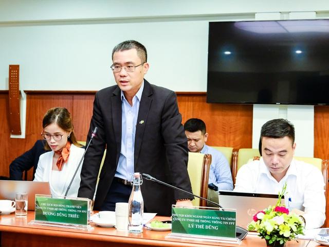 FPT IS triển khai Hệ thống quản trị nhân sự tổng thể cho Vietcombank - Ảnh 1.