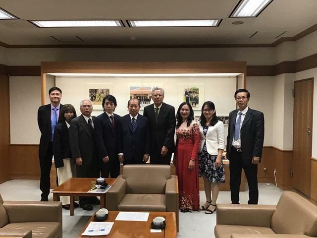 Tích cực thực hiện việc kết nối giữa tỉnh Đồng Tháp và tỉnh Okinawa, Nhật Bản - Ảnh 2.