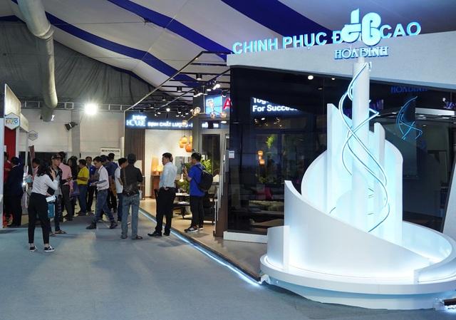 Chính thức khai mạc triển lãm BĐS ấn tượng – Novaland Expo 12/2019 - Ảnh 2.