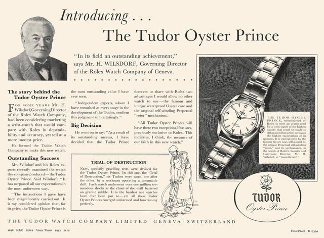 Tudor – Thương hiệu em ruột trong gia đình Rolex giao lưu cùng người yêu đồng hồ tại Việt Nam - Ảnh 1.
