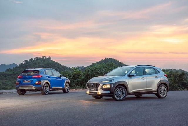 Giải mã sức hút của Hyundai Kona 2019 - Ảnh 1.