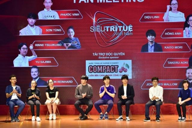 Câu chuyện cuộc sống phía sau thành công của các Siêu trí tuệ Việt - ảnh 4