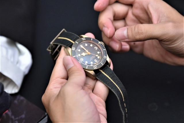 Tudor – Thương hiệu em ruột trong gia đình Rolex giao lưu cùng người yêu đồng hồ tại Việt Nam - Ảnh 6.