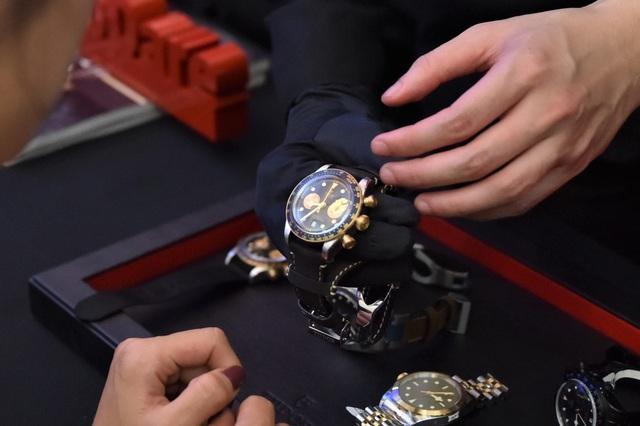 Tudor – Thương hiệu em ruột trong gia đình Rolex giao lưu cùng người yêu đồng hồ tại Việt Nam - Ảnh 7.