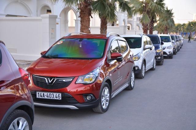 VinFast lập kỷ lục: Gần 100 xe Fadil, Lux A2.0 và Lux SA2.0 vượt gần 1.000 km trong chuyến hành trình Hà Nội - Hà Giang - Ảnh 4.
