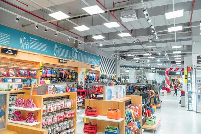 LUG mở Mega Store quy mô 789m2 lớn nhất tại AEON Hà Đông: rất nhiều sản phẩm hành lý quốc tế nổi tiếng, giá hợp lý - Ảnh 4.
