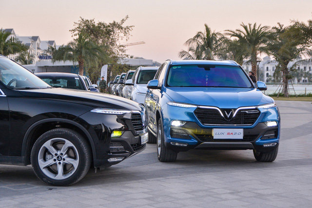 VinFast lập kỷ lục: Gần 100 xe Fadil, Lux A2.0 và Lux SA2.0 vượt gần 1.000 km trong chuyến hành trình Hà Nội - Hà Giang - Ảnh 6.