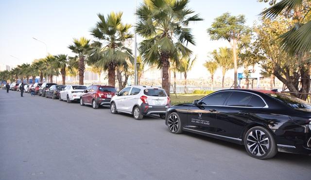 VinFast lập kỷ lục: Gần 100 xe Fadil, Lux A2.0 và Lux SA2.0 vượt gần 1.000 km trong chuyến hành trình Hà Nội - Hà Giang - Ảnh 7.