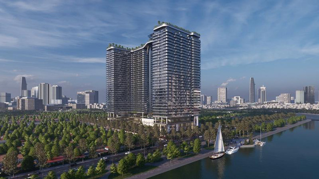 Giới nhà giàu Sài Gòn sắp đón nhận tổ hợp căn hộ Resort 4.0 ngay tại trung tâm Quận 4 - Ảnh 1.