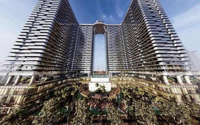 Giới nhà giàu Sài Gòn sắp đón nhận tổ hợp căn hộ Resort 4.0 ngay tại trung tâm Quận 4 - Ảnh 2.