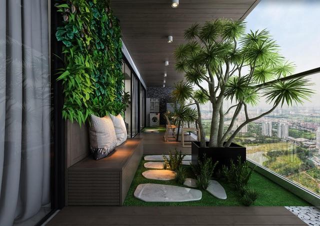 Thời đại của căn hộ trên cao: Nhà to, vườn rộng giữa lưng chừng trời - Ảnh 1.