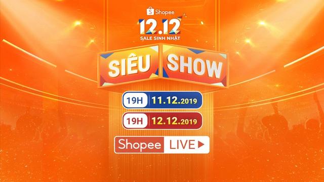 Shopee chào sinh nhật với Đại tiệc giải trí và mua sắm không giới hạn - ảnh 1