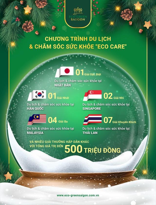Eco Green Saigon chính thức ra mắt tòa căn hộ giữa lòng công viên - Ảnh 2.