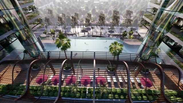 Giới nhà giàu Sài Gòn sắp đón nhận tổ hợp căn hộ Resort 4.0 ngay tại trung tâm Quận 4 - Ảnh 3.