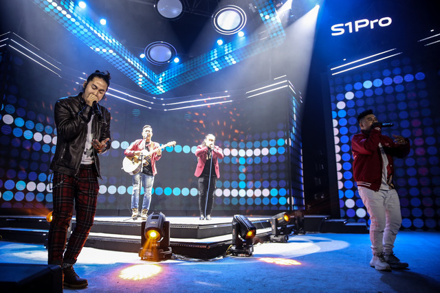 """Vivo S1 Pro ra mắt bùng nổ trong buổi tiệc âm nhạc và công nghệ """"Khai Phá Chất Riêng"""" - ảnh 4"""
