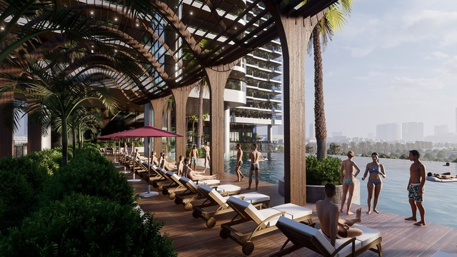 Giới nhà giàu Sài Gòn sắp đón nhận tổ hợp căn hộ Resort 4.0 ngay tại trung tâm Quận 4 - Ảnh 5.