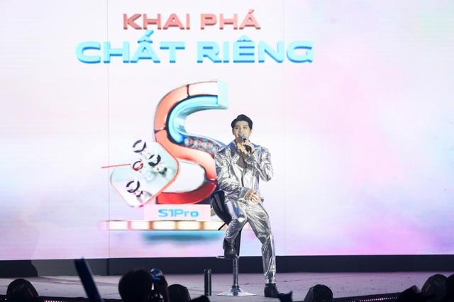 """Vivo S1 Pro ra mắt bùng nổ trong buổi tiệc âm nhạc và công nghệ """"Khai Phá Chất Riêng"""" - ảnh 7"""