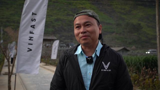 Sao Việt lần đầu phượt Hà Giang đầy hiểm trở bằng ô tô VinFast: Xe Việt đi sướng như xe ngoại - ảnh 7