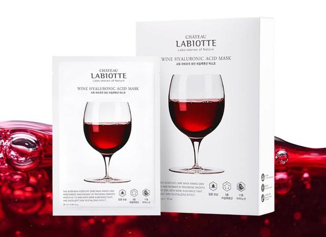 Mỹ phẩm Labiotte - Chắt chiu từng giọt rượu vang Pháp - ảnh 5