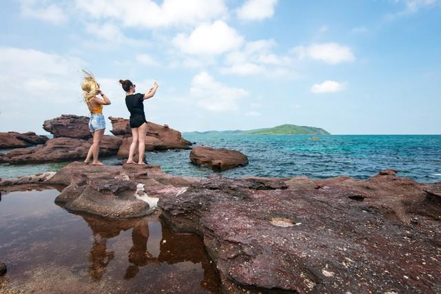 Sun World Hon Thom Nature Park hấp dẫn dòng khách lớn trong mùa Tết 2019 - Ảnh 8.