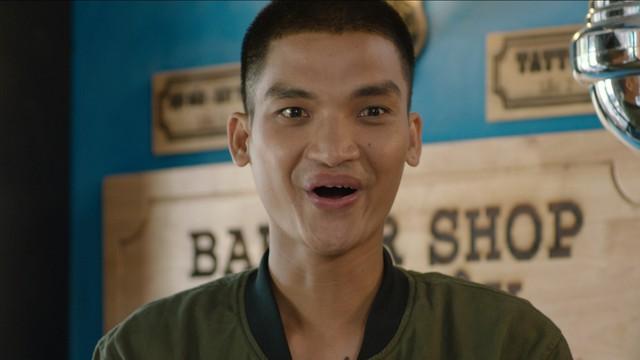 """Tết không cần phải đi chơi xa chỉ cần cười thả ga với Khả Như, Mạc Văn Khoa trong """"Cua lại vợ bầu"""" - Ảnh 1."""